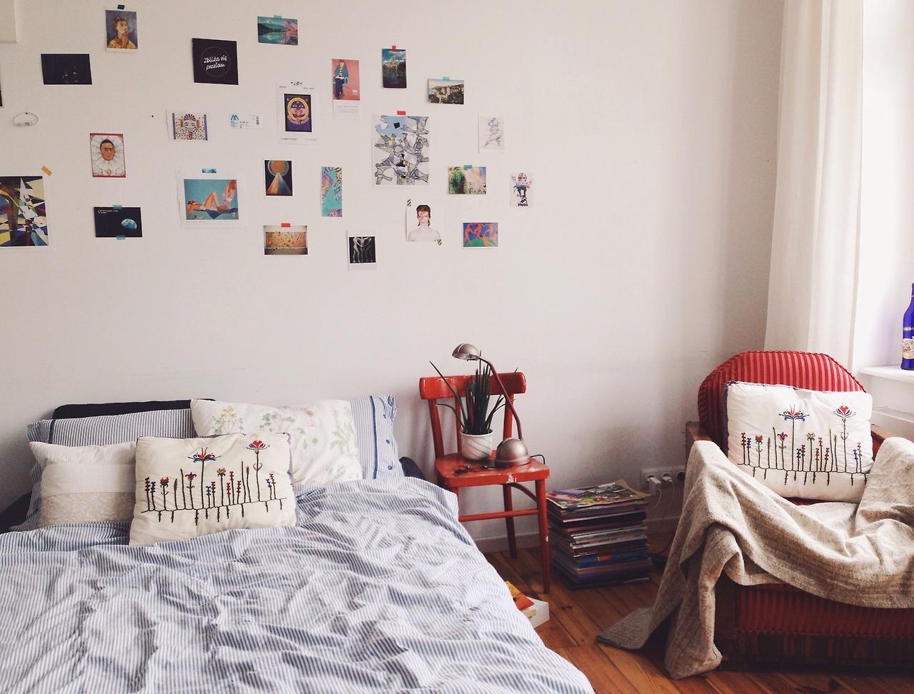 комната в стиле тамблер дизайн