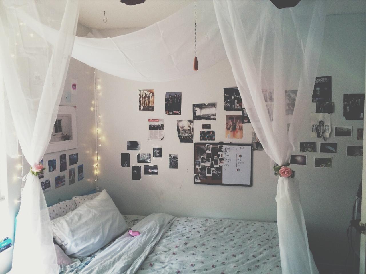 комната в стиле тамблер для девочки