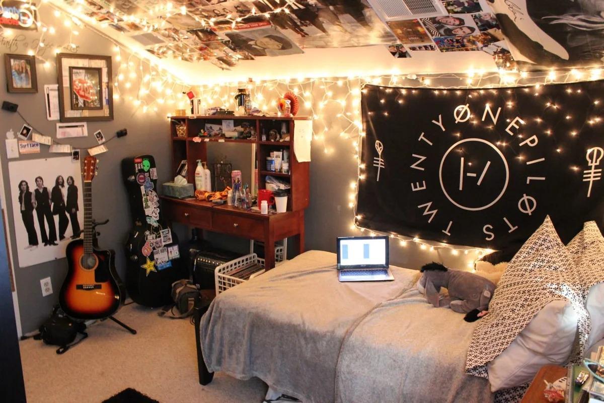 комната в стиле тамблер фото дизайн
