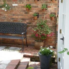 кованые скамейки для сада варианты идеи