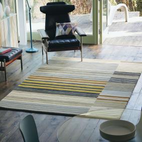 коврик в прихожей виды декора