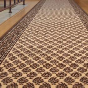 ковровые дорожки в прихожую идеи дизайна