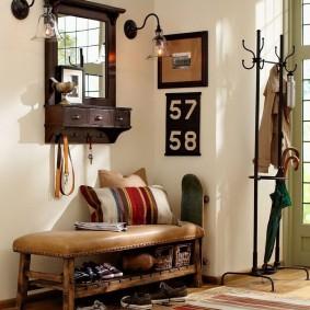 ковровые дорожки в прихожую идеи декора