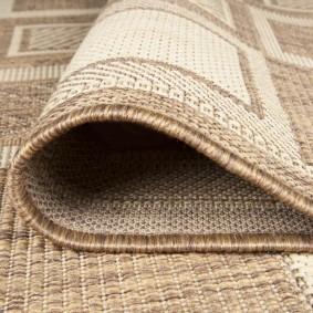 ковровые дорожки в прихожую виды оформления