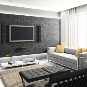 красивая комната декор фото
