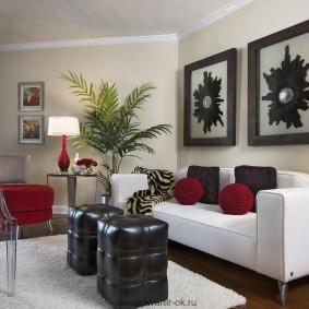 красивая комната виды оформления