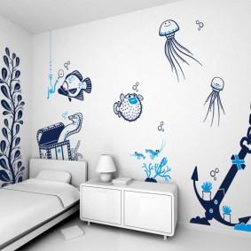 красивая комната дизайн фото