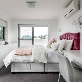 красивая спальная комната идеи дизайн