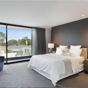 красивая спальная комната декор идеи
