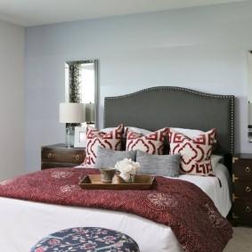 красивая спальная комната интерьер фото
