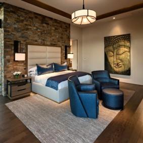 красивая спальная комната интерьер идеи
