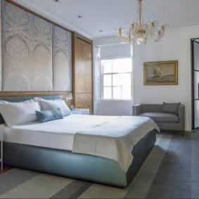 красивая спальная комната идеи интерьера