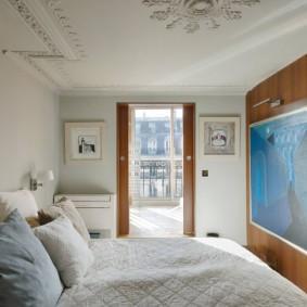 красивая спальная комната идеи