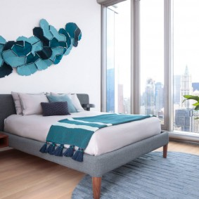 красивая спальная комната идеи оформления