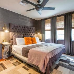 красивая спальная комната варианты фото