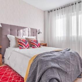 красивая спальная комната идеи фото