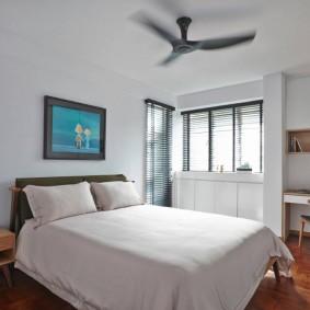красивая спальная комната виды идеи