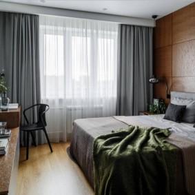 красивая спальная комната фото идеи