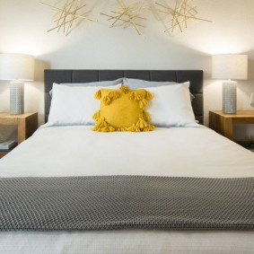 красивая спальная комната виды оформления