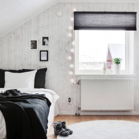 красивая спальная комната фото дизайн