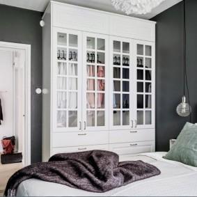 красивая спальная комната фото дизайна