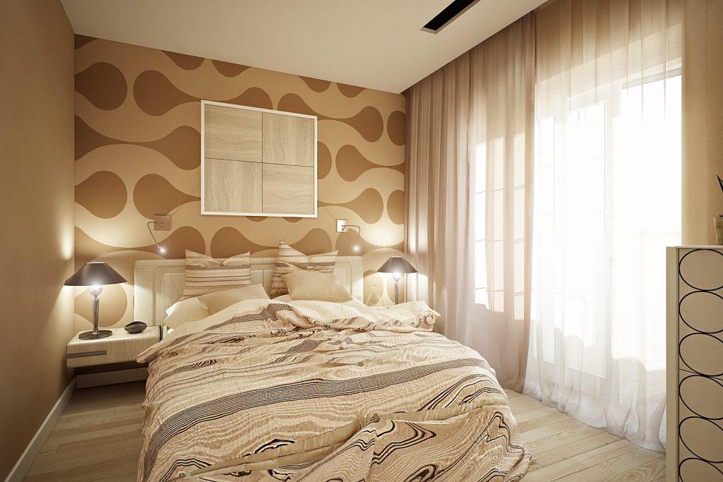 красивый дизайн спальни идеи фото