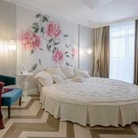 кровать для спальни идеи дизайн