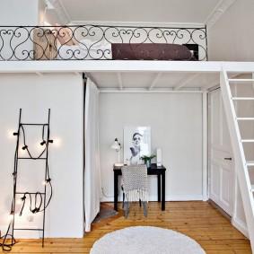 кровать для спальни фото декор