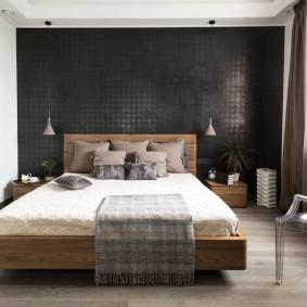 кровать для спальни идеи интерьера