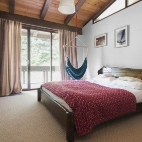 кровать для спальни варианты