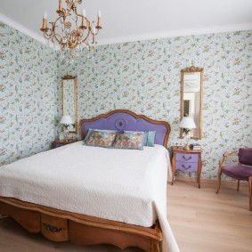 кровать для спальни варианты фото