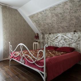 кровать для спальни фото варианты