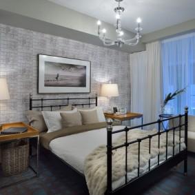 кровать для спальни фото вариантов