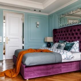 кровать для спальни идеи варианты