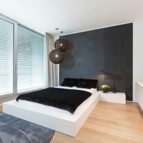 кровать для спальни идеи фото