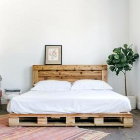 кровать для спальни виды фото