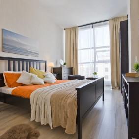 кровать для спальни фото виды