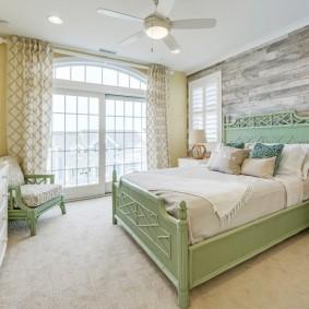 кровать для спальни виды идеи