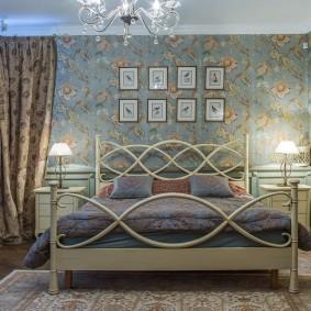 кровать для спальни фото идеи