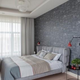 кровать для спальни фото дизайна