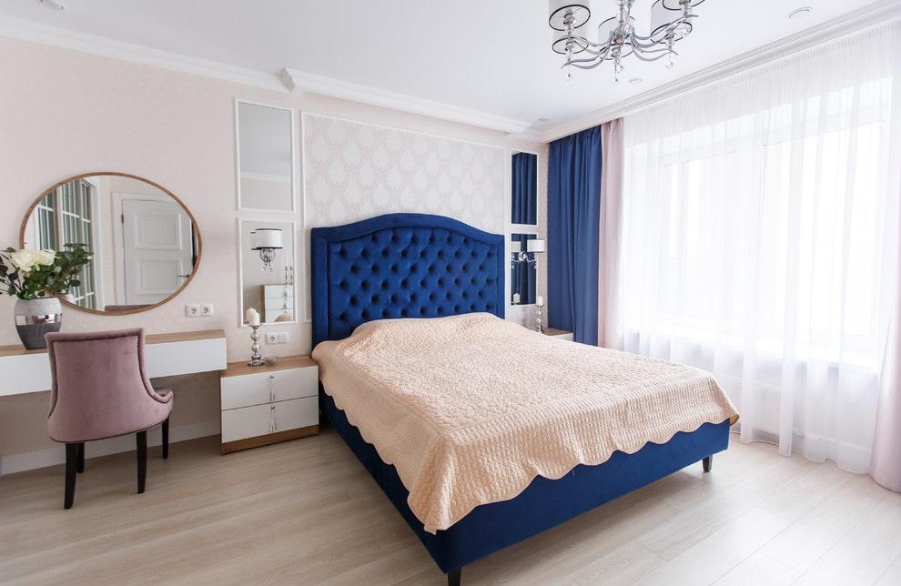 кровать в спальне фото идеи