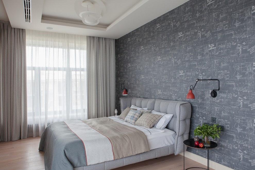 кровать в спальне идеи фото