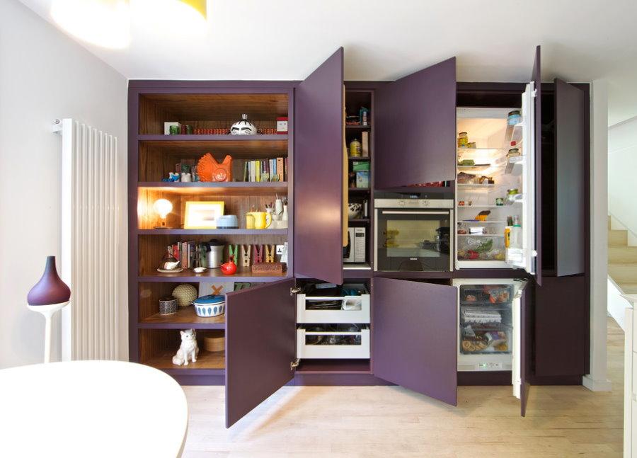 Кухонный гарнитур для комнаты в общежитии