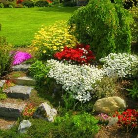 ландшафтный дизайн маленького сада идеи