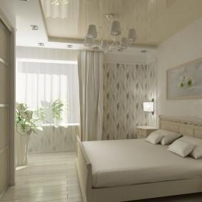 люстра под натяжной потолок в спальне виды дизайна