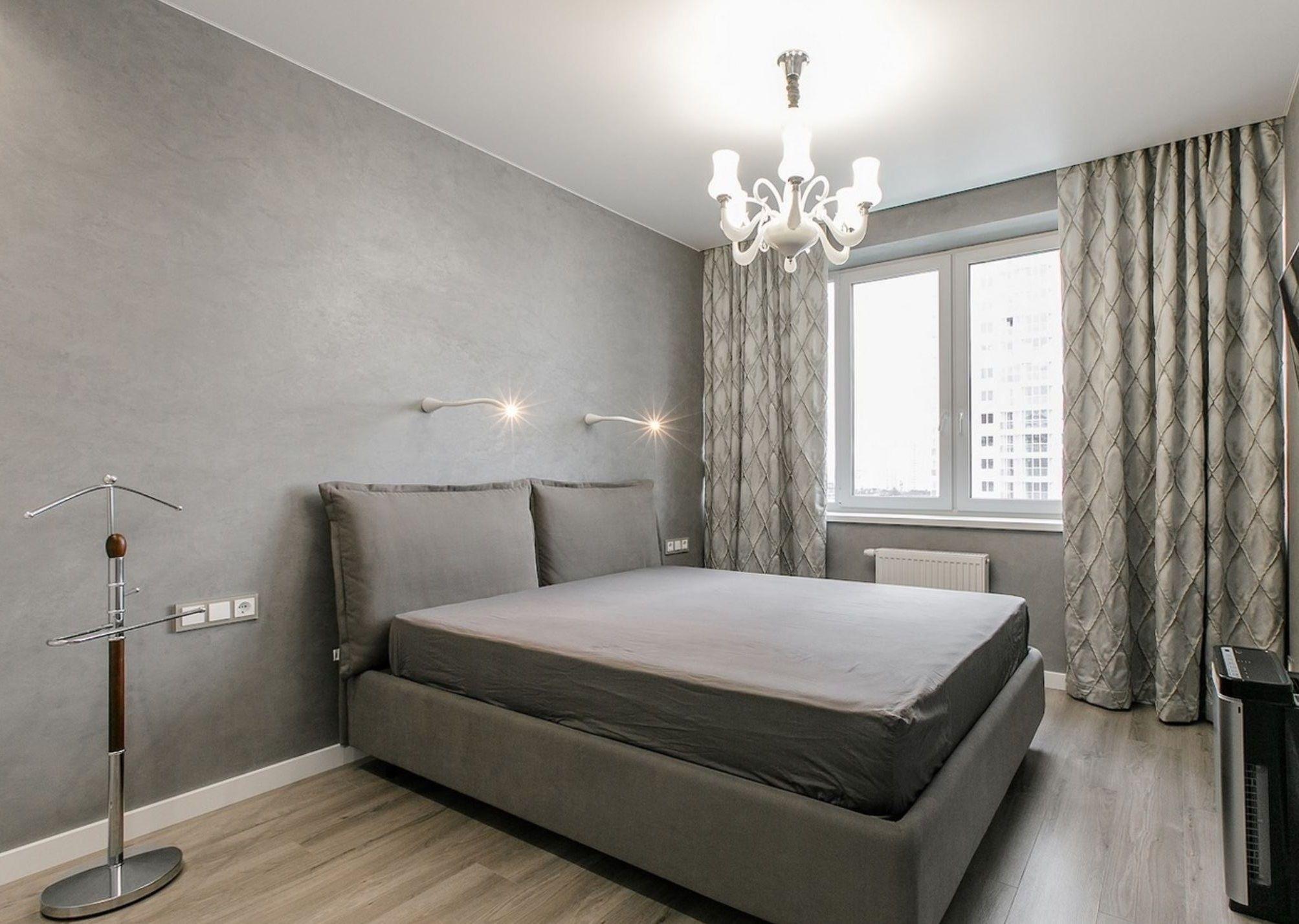 люстры для натяжных потолков в спальне минимализм