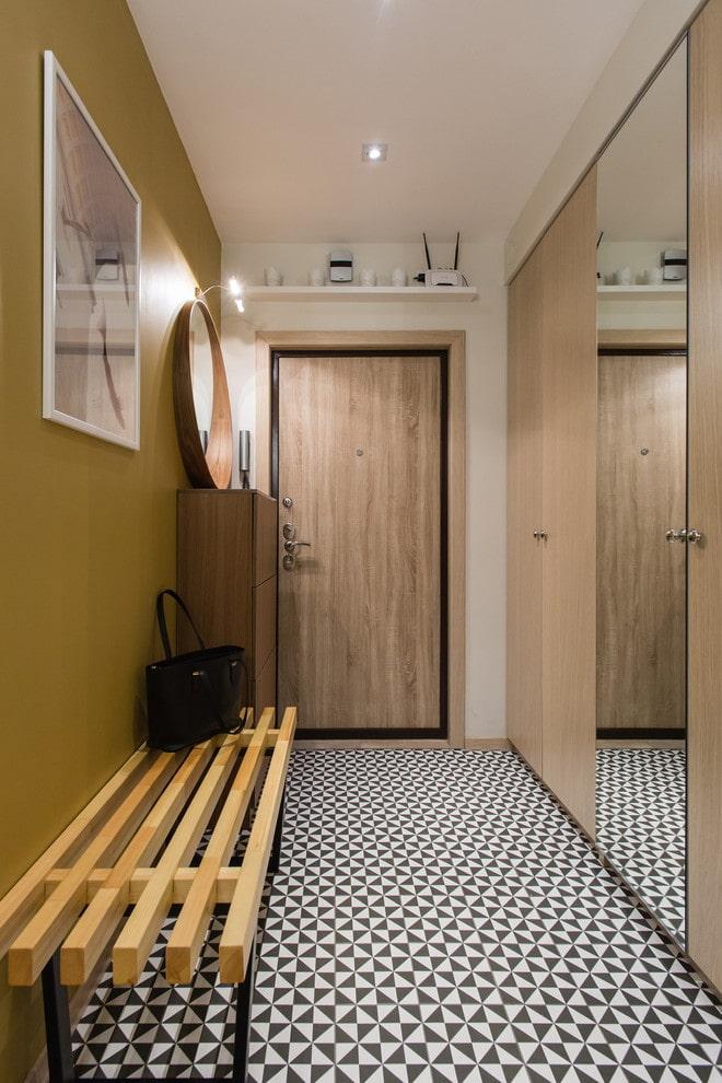 Дизайн маленькой прихожей в квартире: примеры интерьера, фотографии идей дизайна