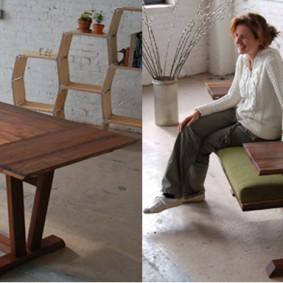 мебель для маленькой квартиры фото декора