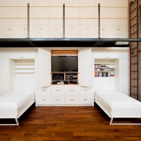 мебель для маленькой квартиры идеи декора