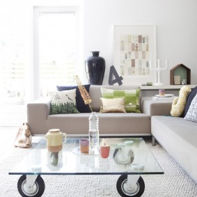 мебель для маленькой квартиры интерьер